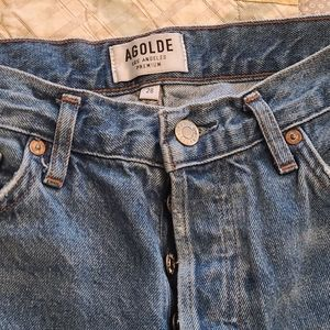 AGOLDE JEANS 28
